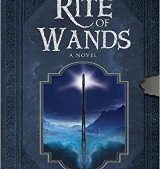 """5 Star IHIBRP Book Review: """"The Rite of Wands"""" by MacKenzie Flohr"""