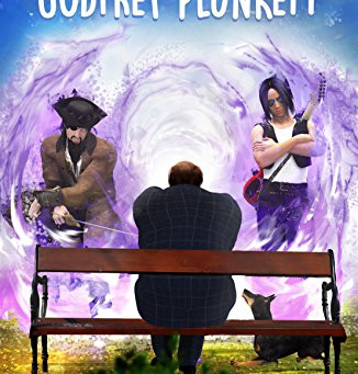 """The Virtual Lives of Godfrey Plunkett"" by Richard Storry - IHIBRP 5-Star Book Review"