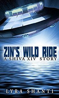 "4 Star IHIBRP Book Review: ""Zin's Wild Ride: A Shiva XIV Story"" by Lyra Shanti"