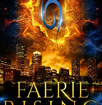"""Faerie Rising: The First Book Of Binding (The Books Of Binding 1)"" by A.E. Lowan  - IHIBRP 5-Star B"