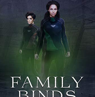 """""""Family Binds (The Journey Missions Book 2)"""" by Holly Ash - IHIBRP 5-Star Book Review"""