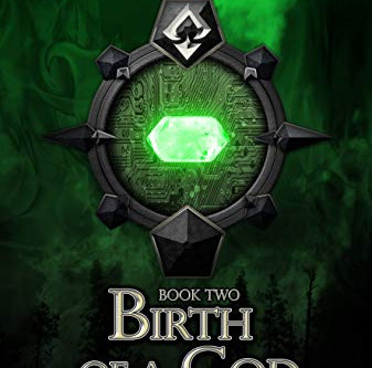 """""""Birth of a God: Second Book in the Source of Power Trilogy"""" by Tony Linblom - IHIBRP 5-Star Review"""