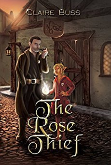 """5 Star IHIBRP Book Review: """"The Rose Thief"""" by Claire Buss"""