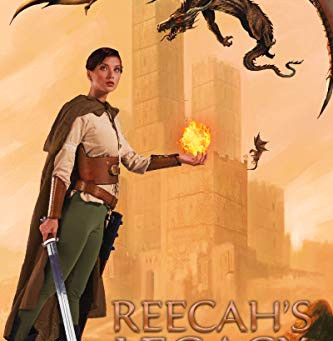 """Reecah's Legacy (Legends of the Lurker Book 3)"" by Richard H. Stephens - IHIBRP 5-Star Book Review"