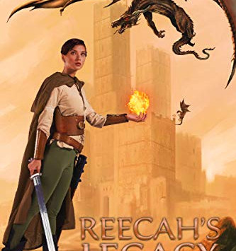 """""""Reecah's Legacy (Legends of the Lurker Book 3)"""" by Richard H. Stephens - IHIBRP 5-Star Book Review"""