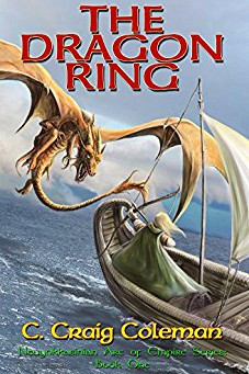 """5 Star IHIBRP Book Review: """"The Dragon Ring (Neuyokkasinian Arc of Empire Series Book I)"""" by C. Crai"""