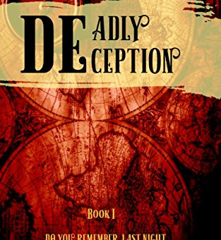 """Deadly Deception: Book 1"" by P. J. Mann - IHIBRP 5-Star Book Review"