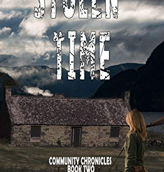 """Stolen Time (Community Chronicles Book 2)"" by Jenn Lees - IHIBRP 5-Star Book Review"