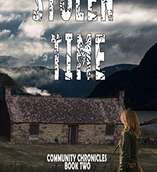 """""""Stolen Time (Community Chronicles Book 2)"""" by Jenn Lees - IHIBRP 5-Star Book Review"""