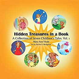 """Hidden Treasures in a Book: A Collection of Seven Children's Tales Vol 1 (Hidden Treasures in a Boo"