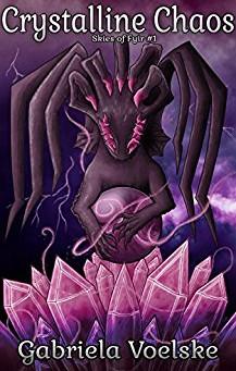 "4 Star IHIBRP Book Review: ""Crystalline Chaos (Skies of Fyir Book I)"" by Gabriela Voelske"