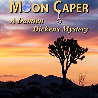 """The Blue Moon Caper: A Damien Dickens Mystery Book 5"" by Phyllis Entis - IHIBRP 5-Star Book Review"