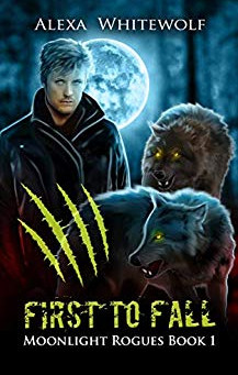 """First to Fall: A Werewolf Shifter Romance Suspense"" by Alexa Whitewolf - IHIBRP 5-Star Book Review"