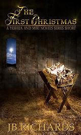 The First Christmas Book Cover