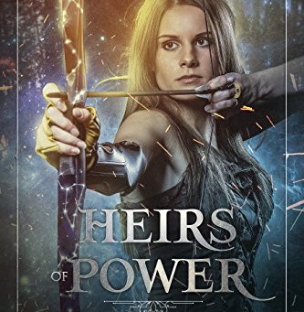"""5 Star IHIBRP Book Review: """"Heirs of Power (The Constellation Saga Book 1)"""" by Kay MacLeod"""