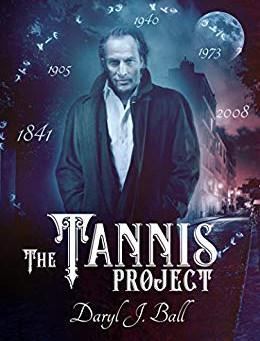 """The Tannis Project"" by Daryl J. Ball - IHIBRP 4-Star Book Review"