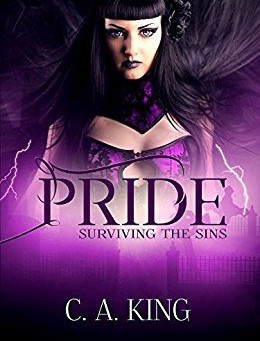 "4 Star IHIBRP Book Review: ""Pride (Surviving the Sins Book 2)"" by C. A. King"