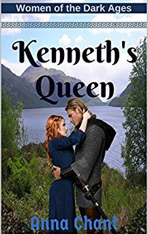 """Kenneth's Queen (Women of the Dark Ages Book 1)"" by Anna Chant - IHIBRP 5-Star Book Review"