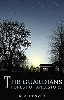 """5 Star IHIBRP Book Review: """"The Guardians: Forest of the Ancestors"""" by K. A. Denver"""
