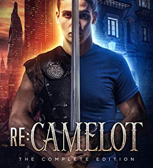 """RE:Camelot: The Complete Edition"" by E.C. Fisher - IHIBRP 5-Star Book Review"