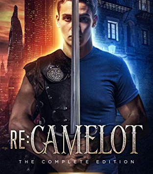 """""""RE:Camelot: The Complete Edition"""" by E.C. Fisher - IHIBRP 5-Star Book Review"""