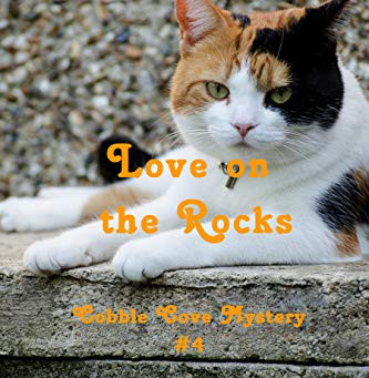 """""""Love on the Rocks (Cobble Cove Mystery Book 4)"""" by Debbie De Louise - IHIBRP 4-Star Book Review"""