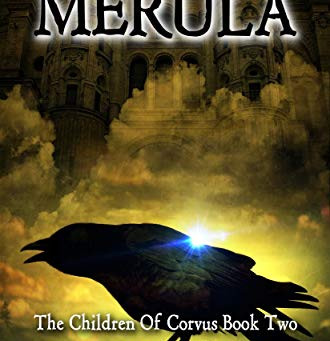 """Merula (The Children Of Corvus Book 2)"" by L.E. Harrison - IHIBRP 5-Star Book Review"
