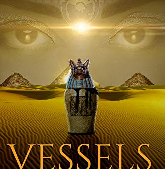 """Vessels (The Dusk Eternal)"" by Rachael Dunn - IHIBRP 5-Star Book Review"
