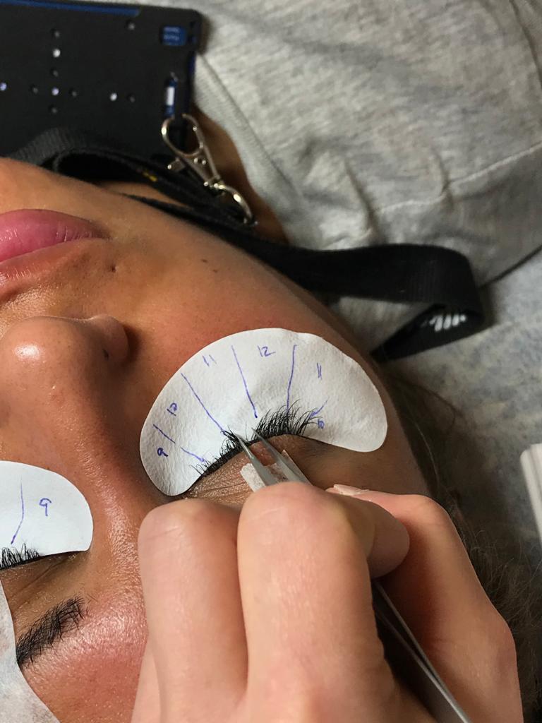 ögonfransförlänging