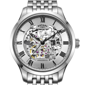 Rotary Stainless Steel Greenwich Gents