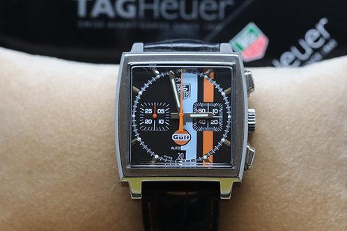 Tag Heuer Monaco ' Steve McQueen Gulf Edition '
