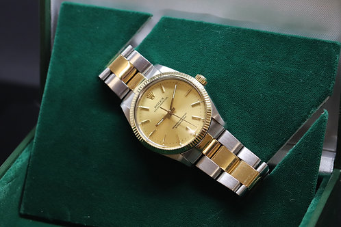 Rolex 18ct Gold and Steel