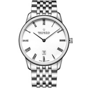 Stainless Steel Men's Bracelet Watch