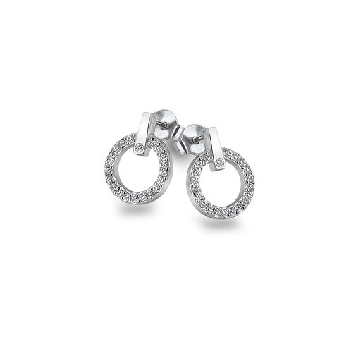 Constant Circle Earrings