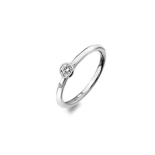 Tender Solitaire Ring-S