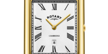 Rotary Gold Cambridge Shaped Gents