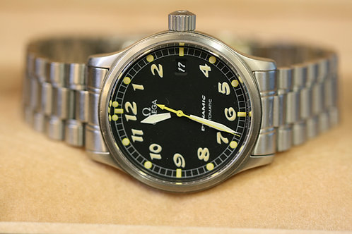 Omega Dynamic Automatic in Stainless Steel
