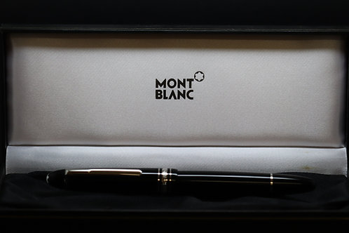 Mont Blanc Meisterstück Platinum-Coated LeGrand Fountain Pen