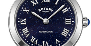 Rotary Kensington Midnight Sky Steel Quartz Watch