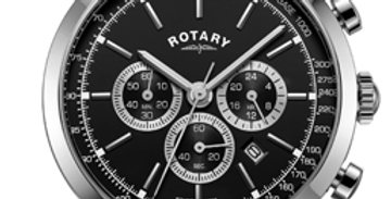Rotary Cambridge Chronograph Stainless Steel
