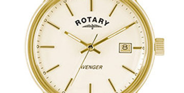Rotary mens Avenger Quartz watch