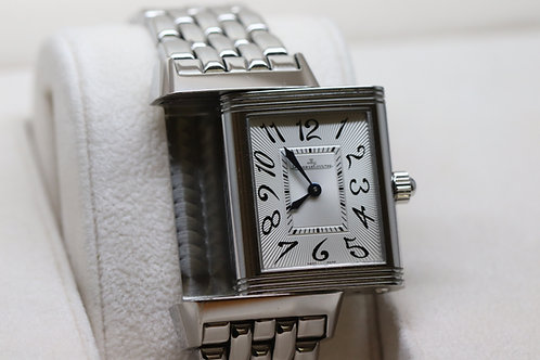 Ladies Jaeger Le-Coultre Reverso Duo-face with Diamonds
