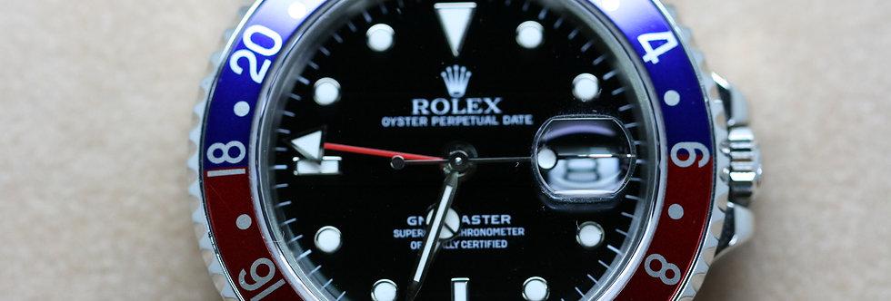 Rolex GMT Master ''Pepsi'' Edition