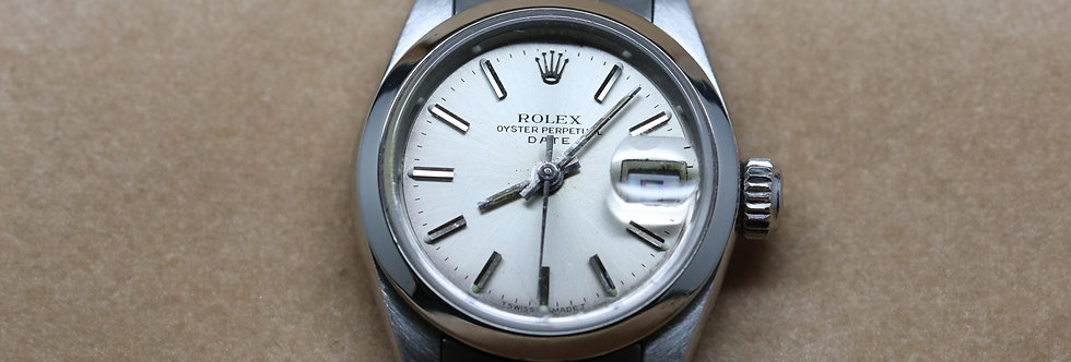 Rolex Ladies Date in Stainless Steel
