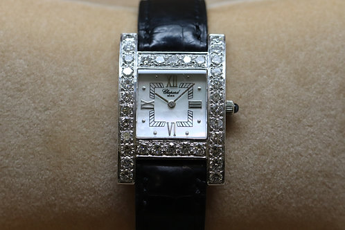 Chopard 'Your Hour' 18ct White Gold and Diamonds