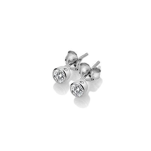 Tender White Topaz Earrings