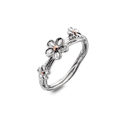 Forget Me Not Ring-S