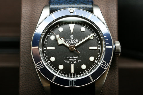 Tudor Heritage Black Bay - Automatic