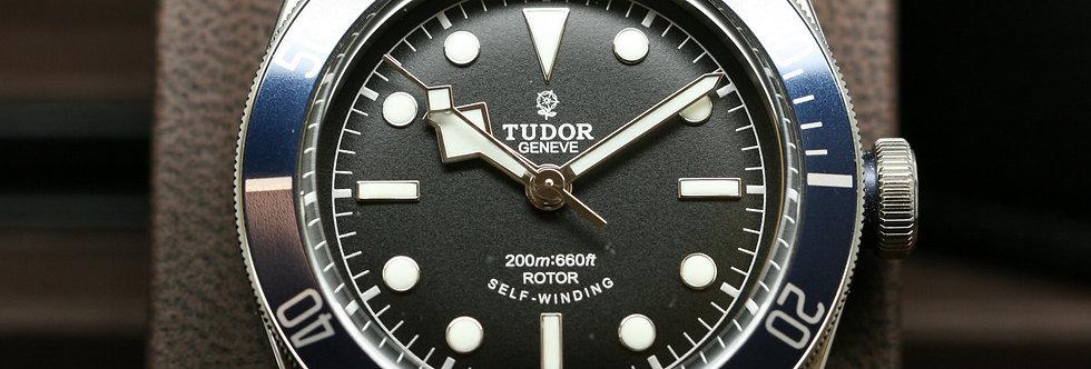 Tudor Heritage Black Bay - Automatic