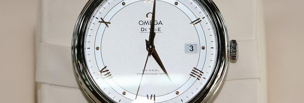 Pre-Owned Omega De-Ville Co-Axial